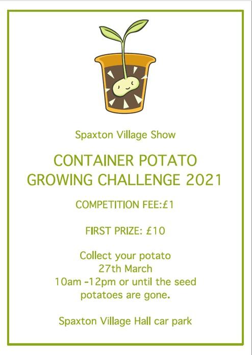 Potato growing challenge